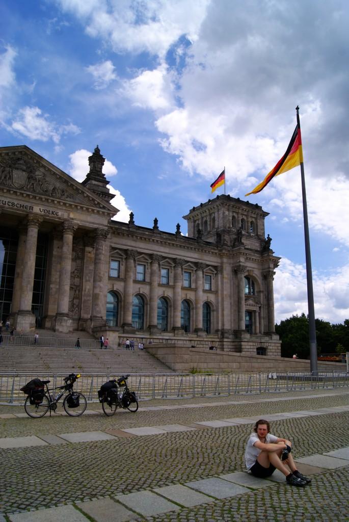 Reichstag- Berlin