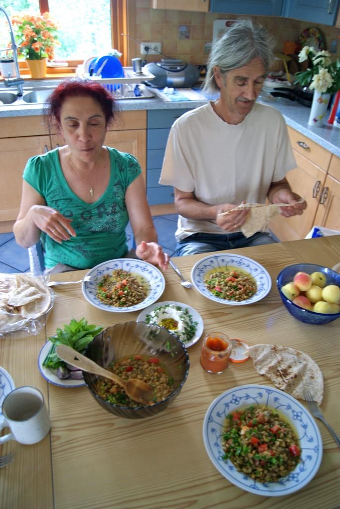 Petit déjeuner Libanais à Berlin