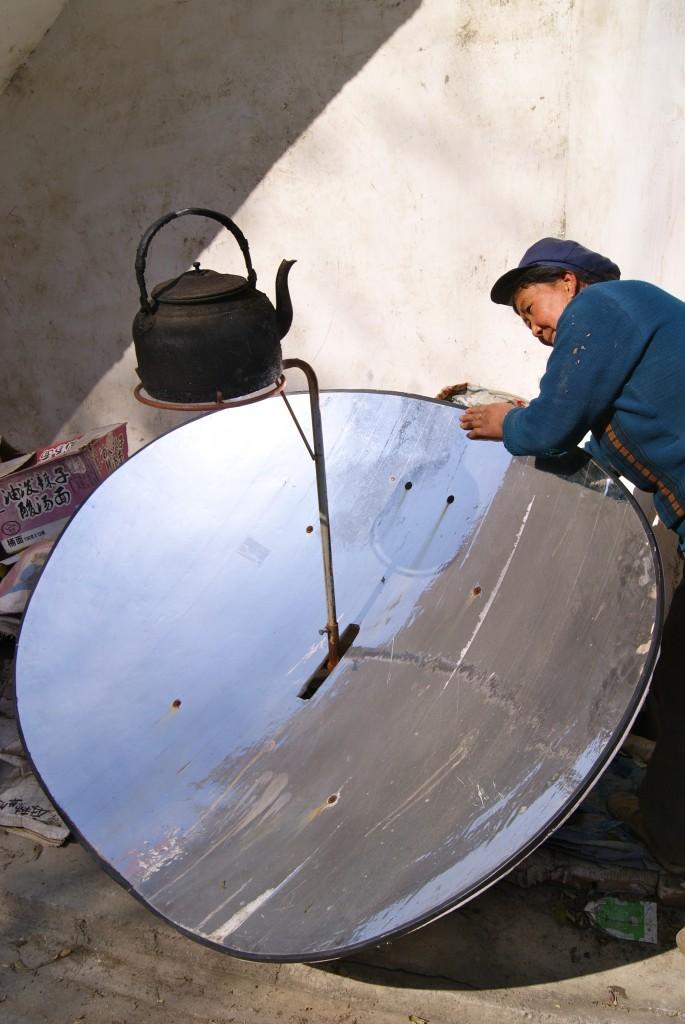 Comment profiter de l'ensoleillement pour faire bouillir son eau!