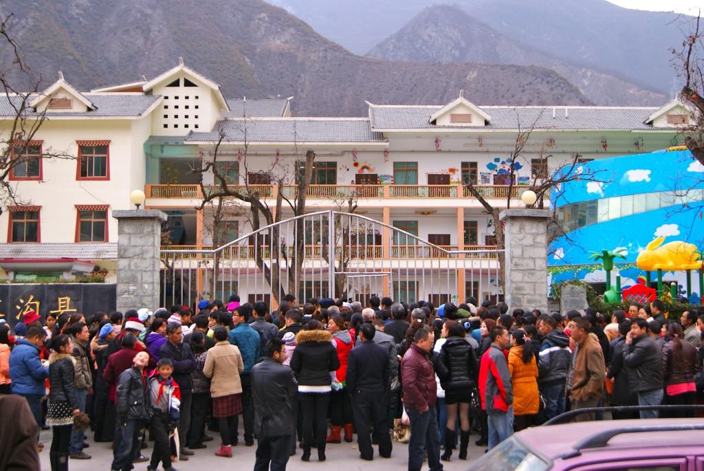 Sorties des classes, Jiuzhaigou