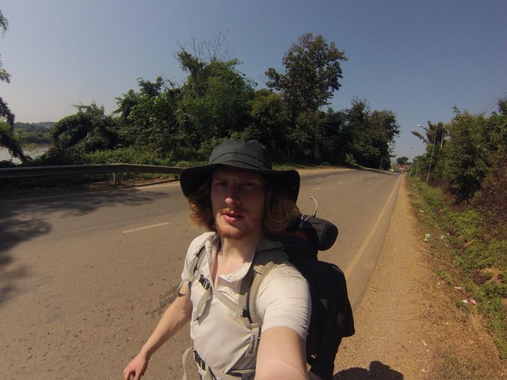 En route vers la Thaïlande et à pied !