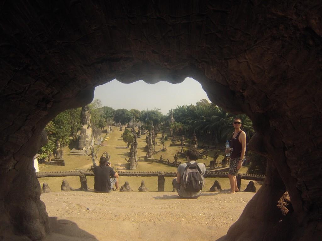 Bouddha Parc