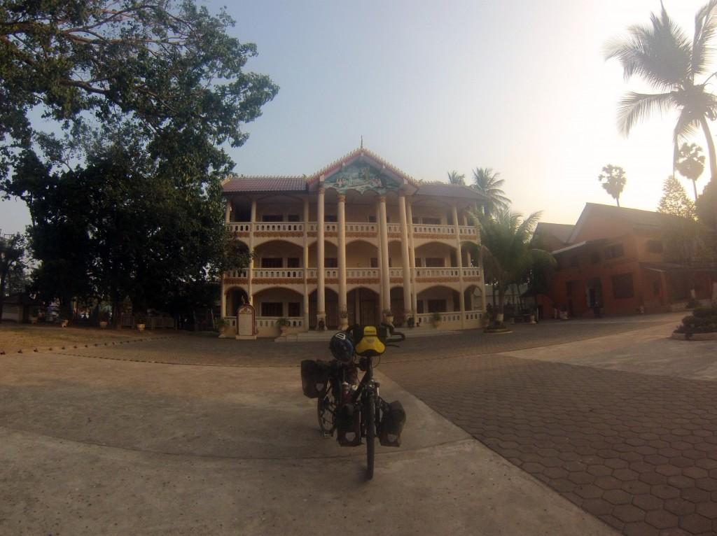 Temple de Thakhek