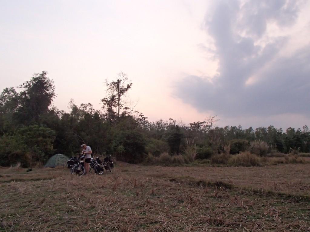 Camping (crédit photos Sandra Gilles)