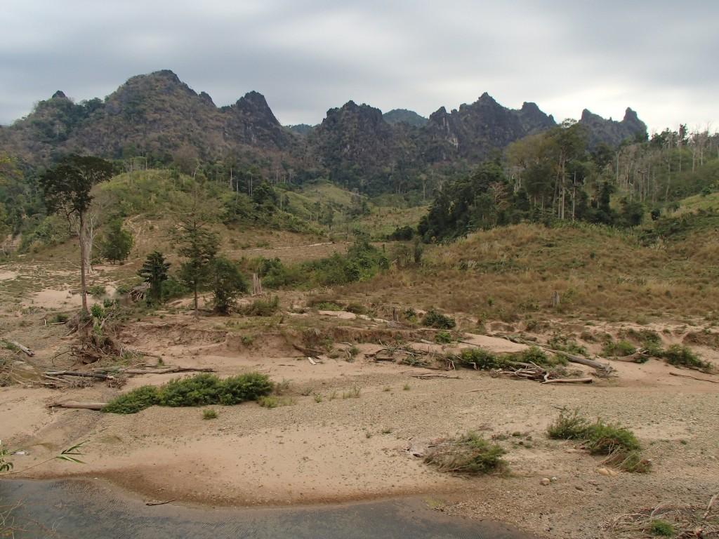 Décors de la boucle de Thakhek, Kammouhane (crédit photos Sandra Gilles)